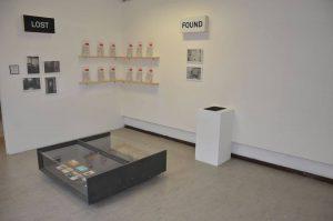 Lost & Found, installation Deborah Marino