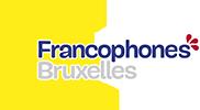 Logo Francophones Bruxelles_web